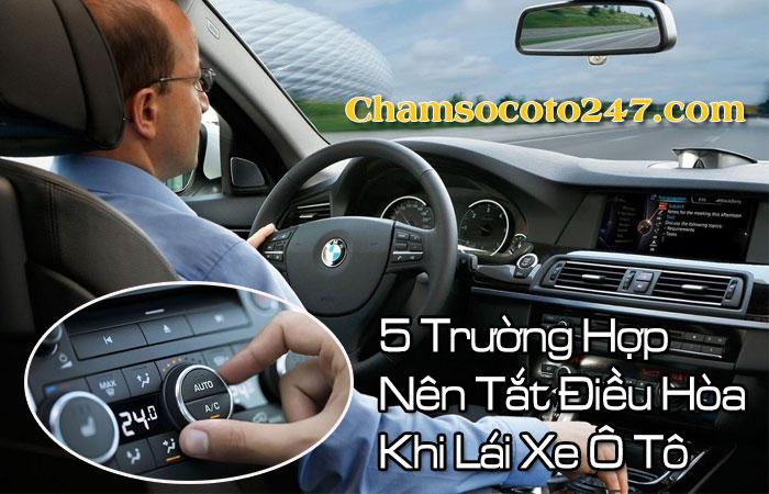 Top-5-truong-hop-nen-tat-dieu-hoa-khi-lai-xe-o-to-1